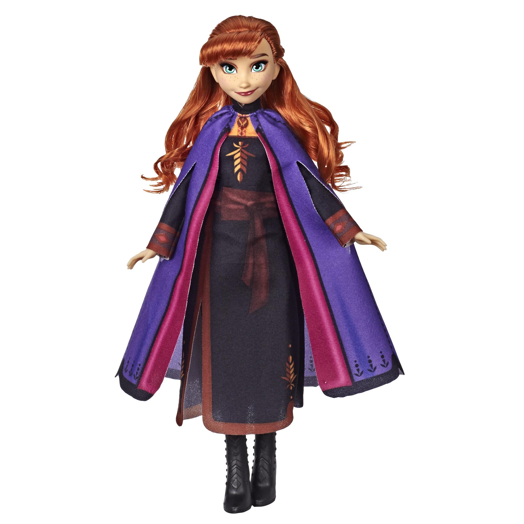 Disney Frozen 2 Anna Fashion Doll $6 + Free Shipping w/ Walmart+ or Orders $35+