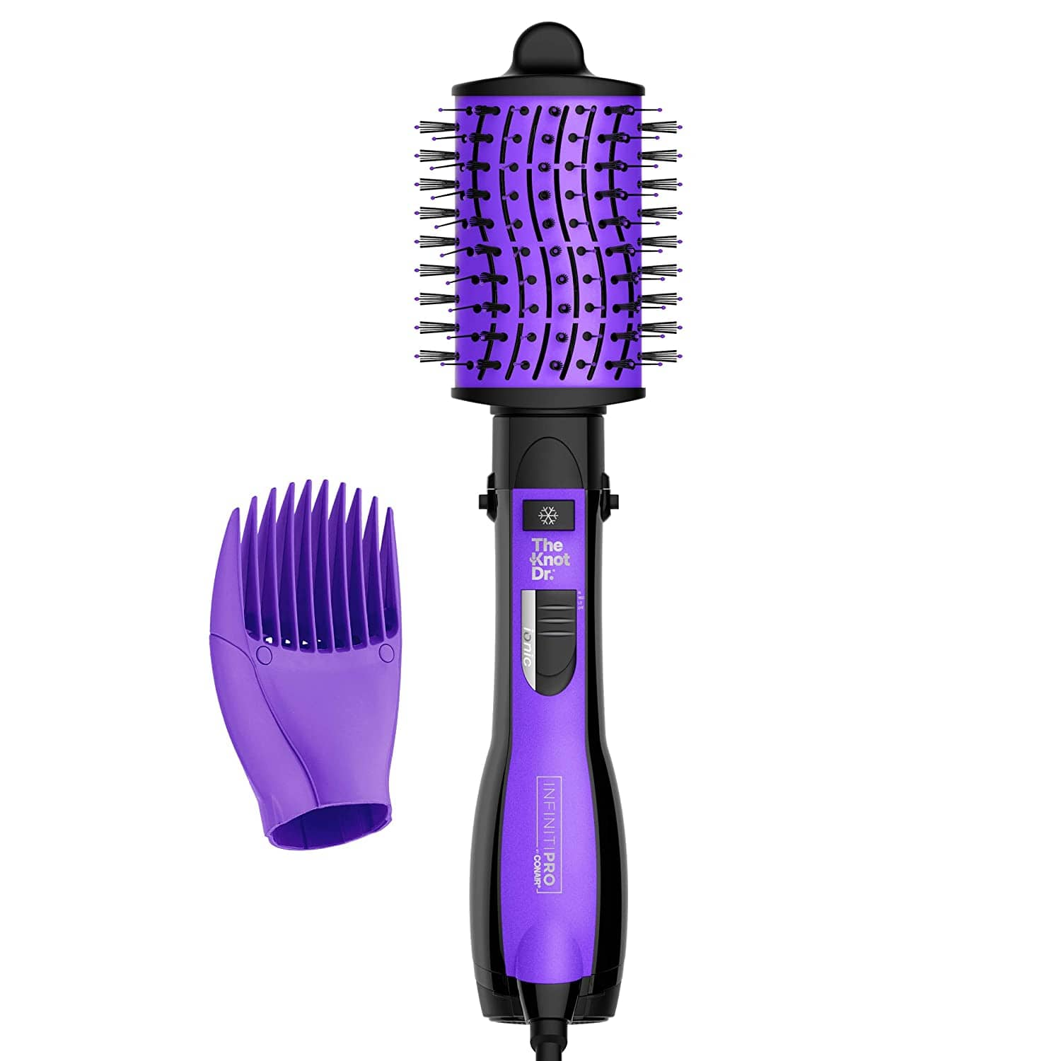 InfinitiPro by Conair The Knot Dr. All-in-One Hair Dryer & Volumizer Brush $25.50 + Free Shipping