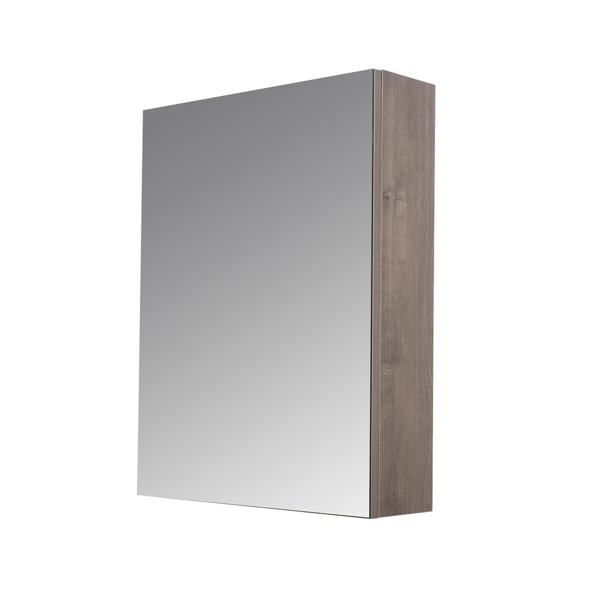 Better Homes & Gardens Rustic Grey Wood Wall Mounted Mirror/ Medicine Cabinet $37.70 + Free Shipping