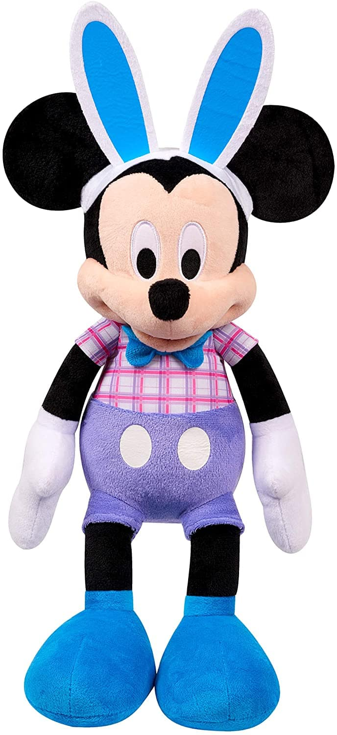 """19"""" Disney Spring Mickey Mouse Large Plush $6.60 + Free Shipping w/ Amazon Prime or Orders $25+"""