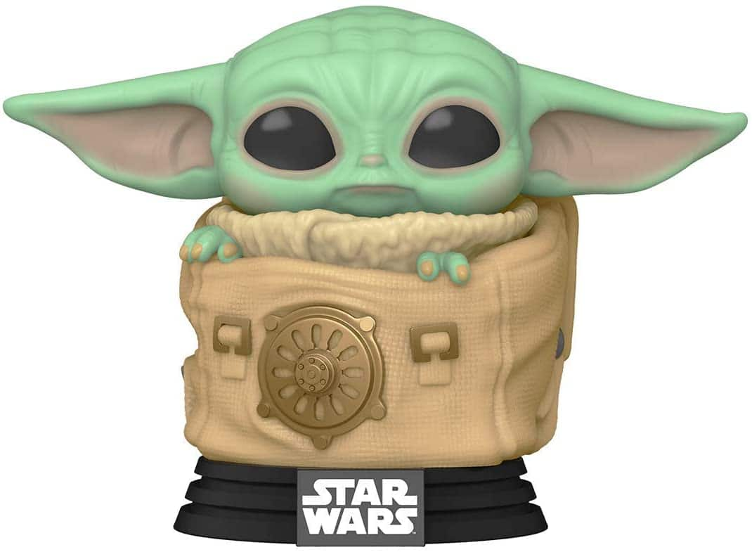 Funko Pop! Star Wars: The Mandalorian - The Child in Bag $6 + Free Shipping w/ Amazon Prime or Orders $25+