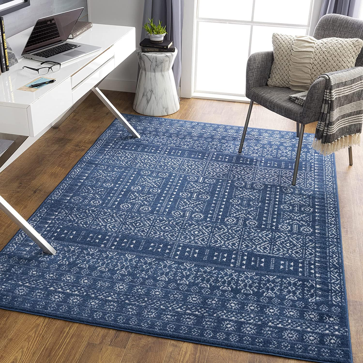 """5'3"""" x 7' Artistic Weavers Area Rugs (Various) $38.50 + Free Shipping"""
