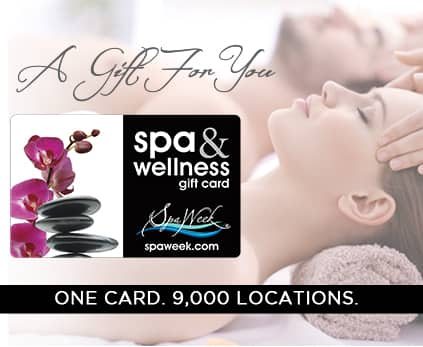 Spa & Wellness Gift Cards at Spa Week 15% Off: $25 for $21.25, $50 for $42.50, More