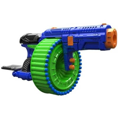 Dart Zone Magnum Superdrum Dart Blaster $7.50 + Free Shipping from Target