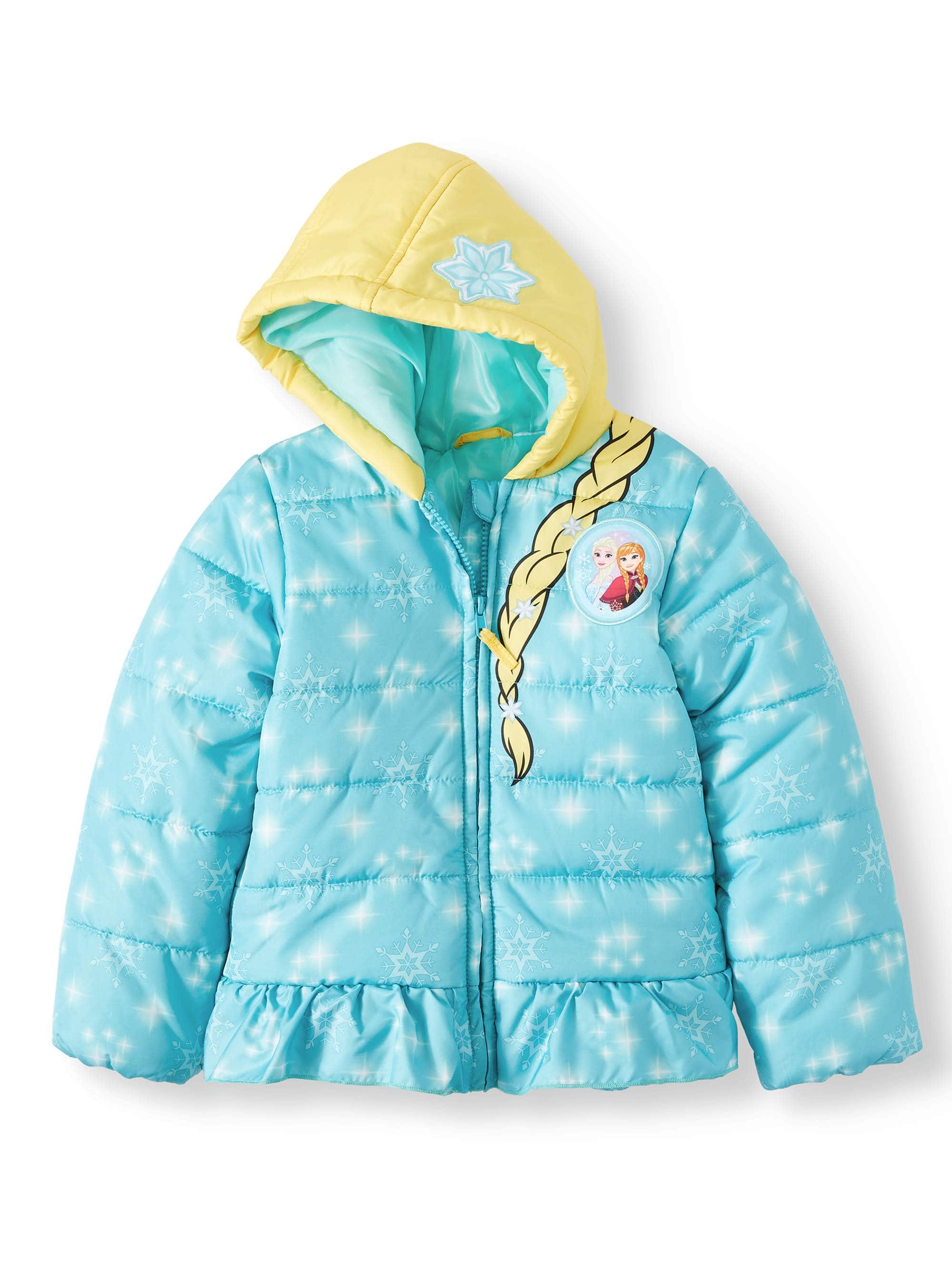 Disney's Frozen Toddler Girl Costume Winter Coat (2T-5T) $16.50 + Free Store Pickup at Walmart