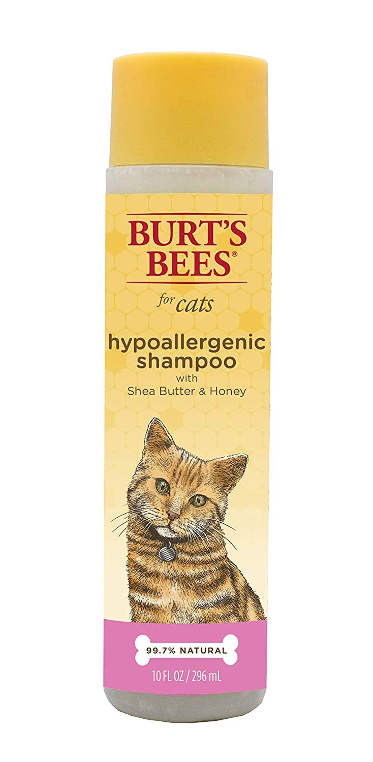 10-Oz Burt's Bees Hypoallergenic Cat Shampoo w/ Shea Butter and Honey $2.38 w/ S&S + Free Shipping
