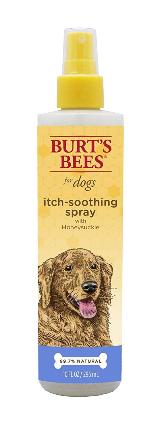 10-Oz Burt's Bees for Dogs Natural Itch Soothing Spray w/ Honeysuckle $2.15 w/ S&S + Free Shipping