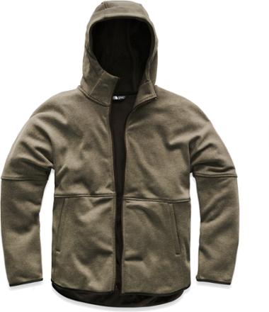 The North Face Women's Cozy Slacker Full-Zip Fleece Jacket (taupe green or dark grey) $49.75 + Free Shipping $50+