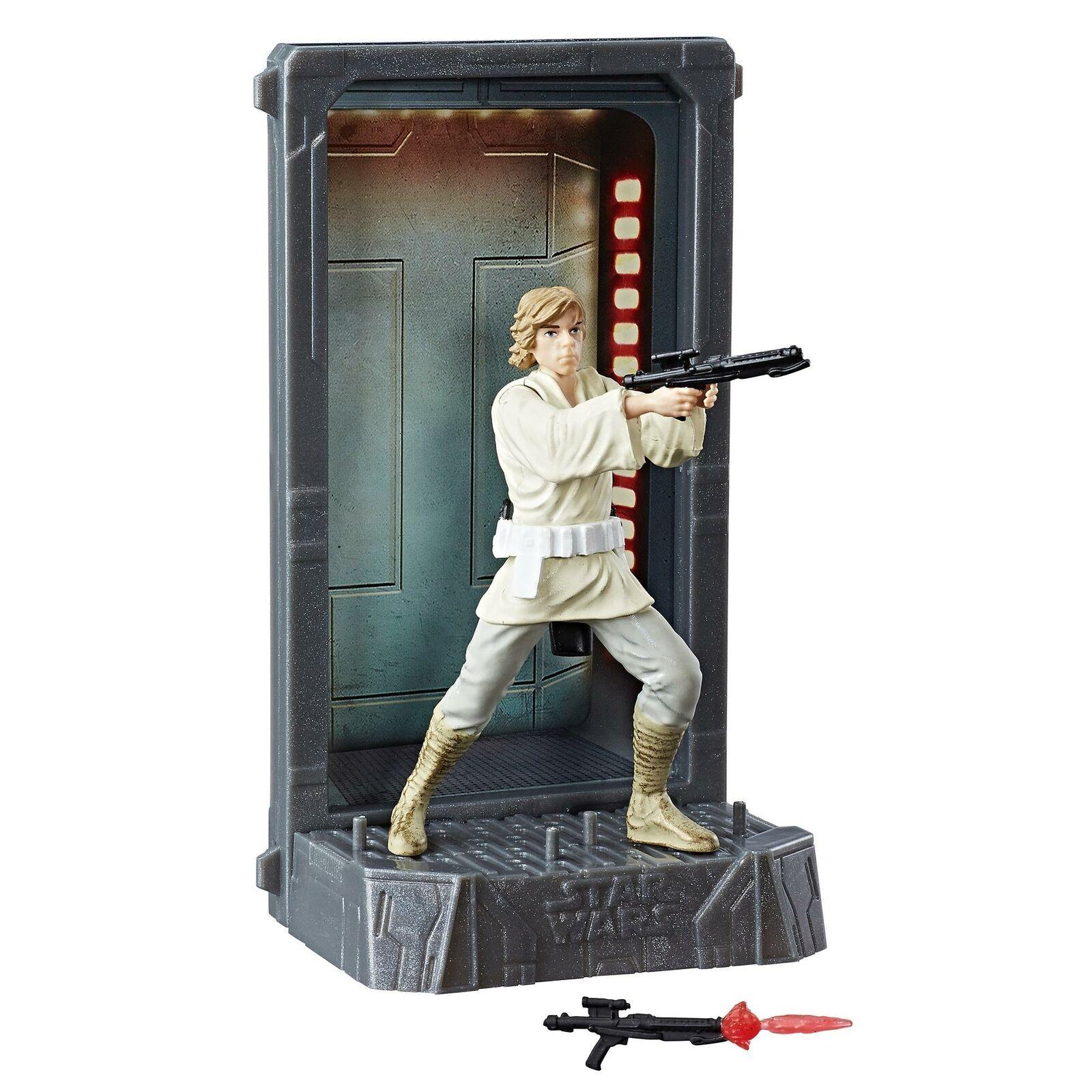 Star Wars: The Black Series Titanium Series Luke Skywalker $4.20, 2-Pc Rey & Elite Praetorian Guard Set $5 & More + Free Shipping $15+