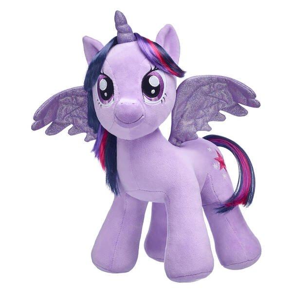 "Powerpuff Girls ""Buttercup"" Plush $10, My Little Pony Twilight Sparkle Furry Friend"