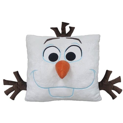 "Kohl's Cardholders: 20""x20"" Disney Critter Pillows (Mickey, Minnie, R2-D2, or Olaf) $12.60 & More + Free Shipping"