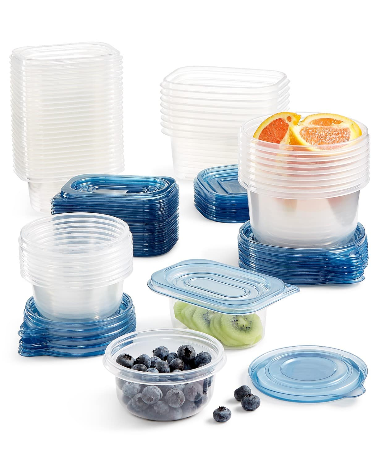 100-Pc Art & Cook Food Storage Container Set $15 + Free Store Pickup at Macy's