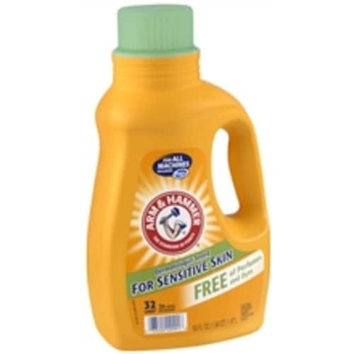 50-Oz Arm & Hammer 2x Concentrated Laundry Detergent 3 for $7 ($2.33 each) & More + Free Store Pickup at Walgreens