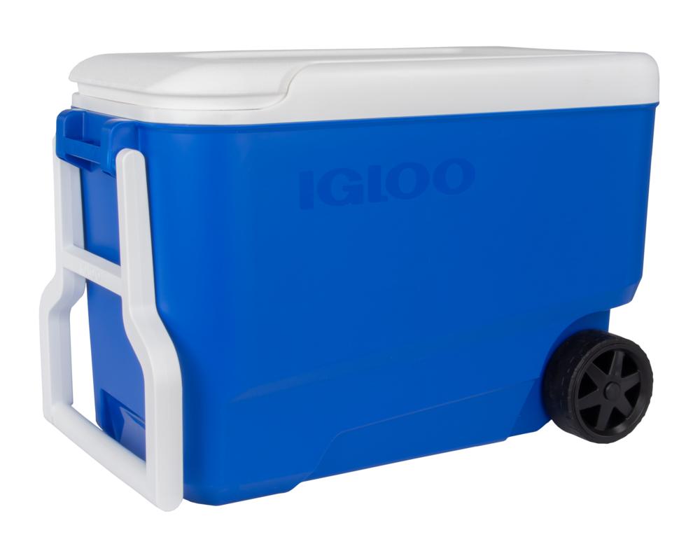 38-Quart Igloo Wheelie Cool Cooler $13 + Free Store Pickup at Walmart or Free Shipping $35+