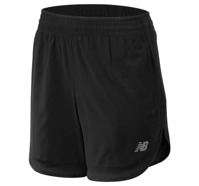 New Balance Women's Accelerate Shorts (black) $12 + Free Shipping