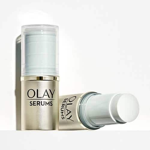 Olay Cooling Hydration Pressed Serum Stick $10.15, Olay Wrinkle Correction Vitamin B3 & Peptides Serum $14.50 & More + Free Shipping