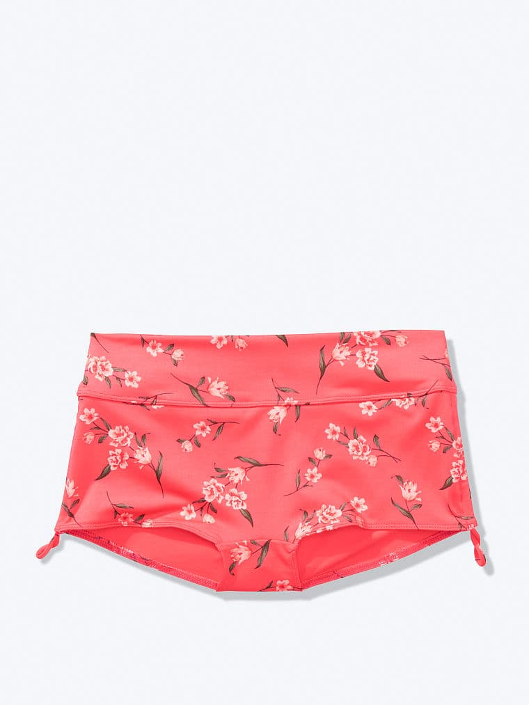 Victoria's Secret PINK: Long Sleeve Crop Tee $7, High Waisted Essential Leggings $10, Gym to Swim Shorties $12.50 & More + Free Shipping $35+