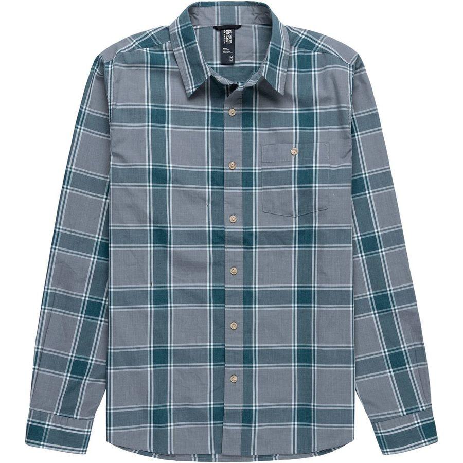 Mountain Hardwear Apparel: Women's Railay Short Romper $22.50, Men's Rogers Pass Long-Sleeve Button-Up Shirt $26 & More + Free Shipping $50+