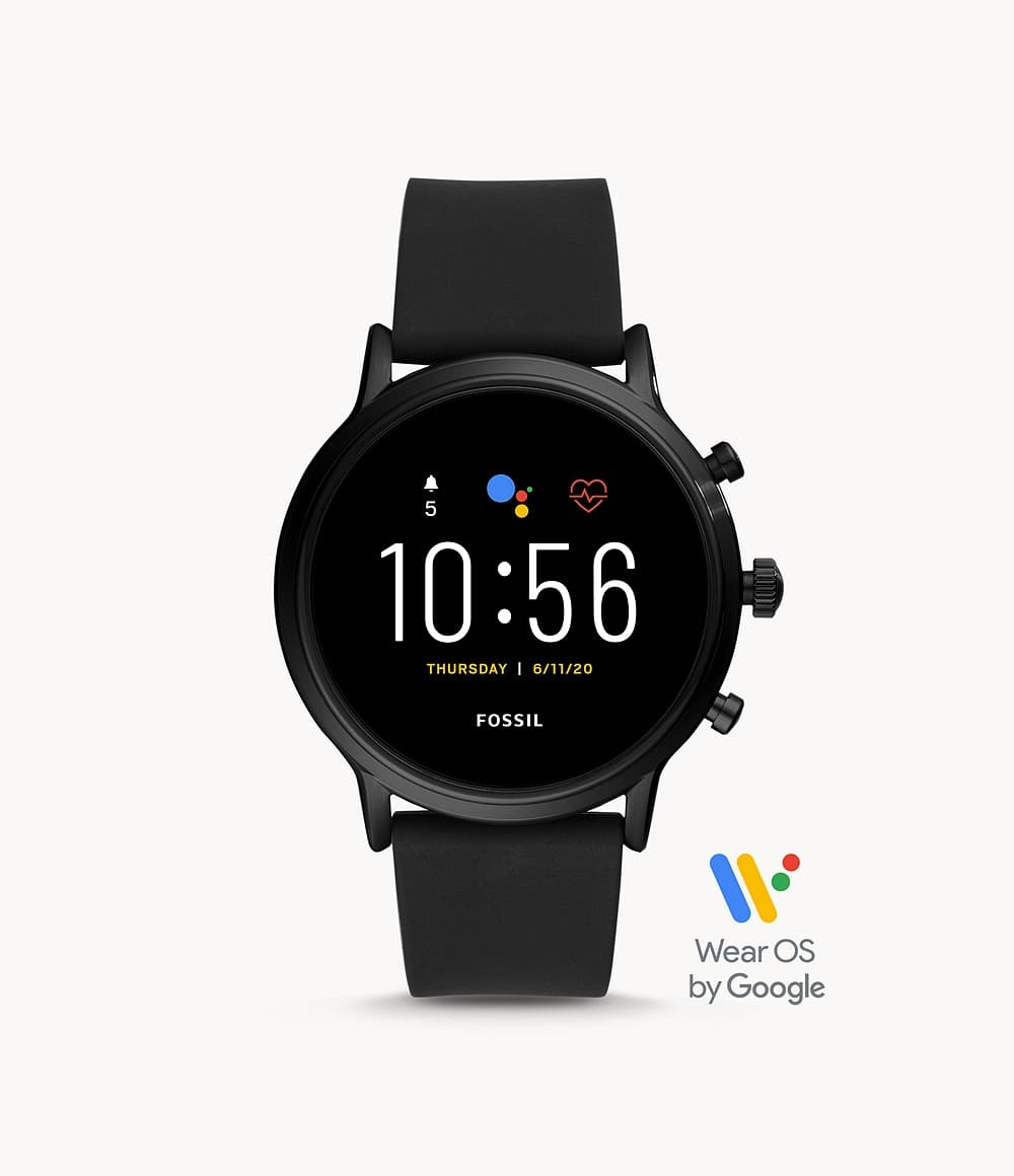 Fossil Buy More Save More: $25 off $100, $75 off $200, or $150 off $350: Gen 5 Smartwatch w/ Strap & Bifold $206 & More + Free Shipping