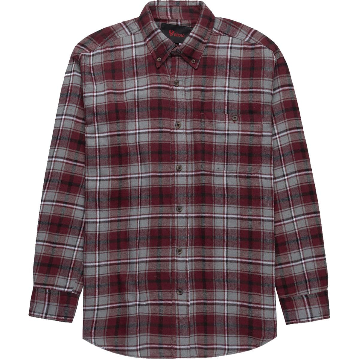 Backcountry Extra 20% Off:Stoic Men's Tenon Flannel Shirt $10.80, Stoic Women's Spacedye Hooded Fleece Jacket $14.40 & More + Free Shipping $50+
