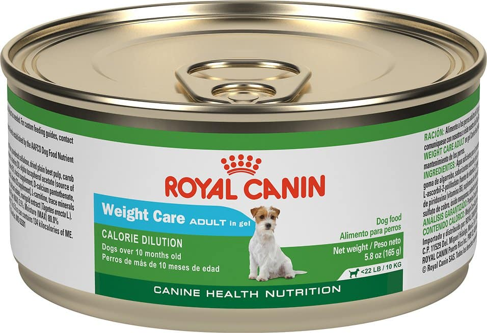 24-Pack Royal Canin Weight Care Adult Canned Dog Food (5.8-Oz Each) $27.35 or less w/ Autoship + Free Shipping $49+