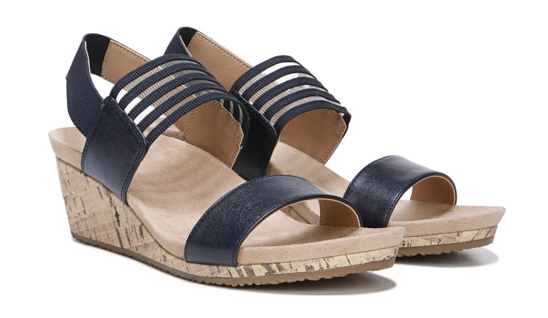 Naturalizer Extra 50% Off Women's Sandals: Madrid Sandal $20, Brooke Sandal $20, Scount Sandal $20 & More + Free Shipping