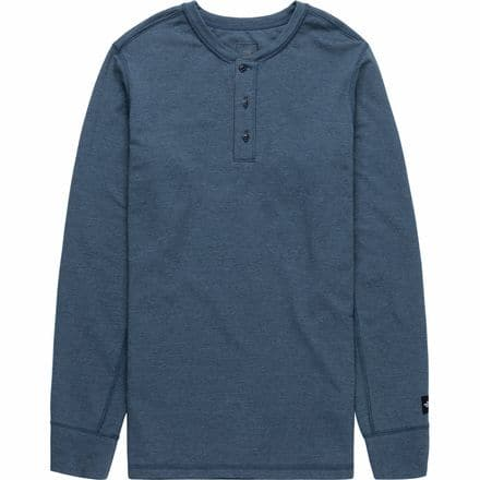 Backcountry Extra 20% Off: Men's The North Face Terry Long-Sleeve Henley Shirt $19.75, Women's Mountain Hardwear Frostzone Hybrid 1/2-Zip Hoodie $38.40 & More + Free Shipping $50+