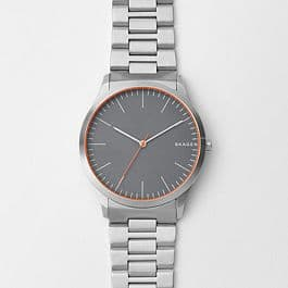 Skagen Buy More, Save More: 20% Off 1 Item, 30% Off 2 Items, or 40% Off 3+ Items: Men's Watches from 3 for $99.50 & More + Free Shipping
