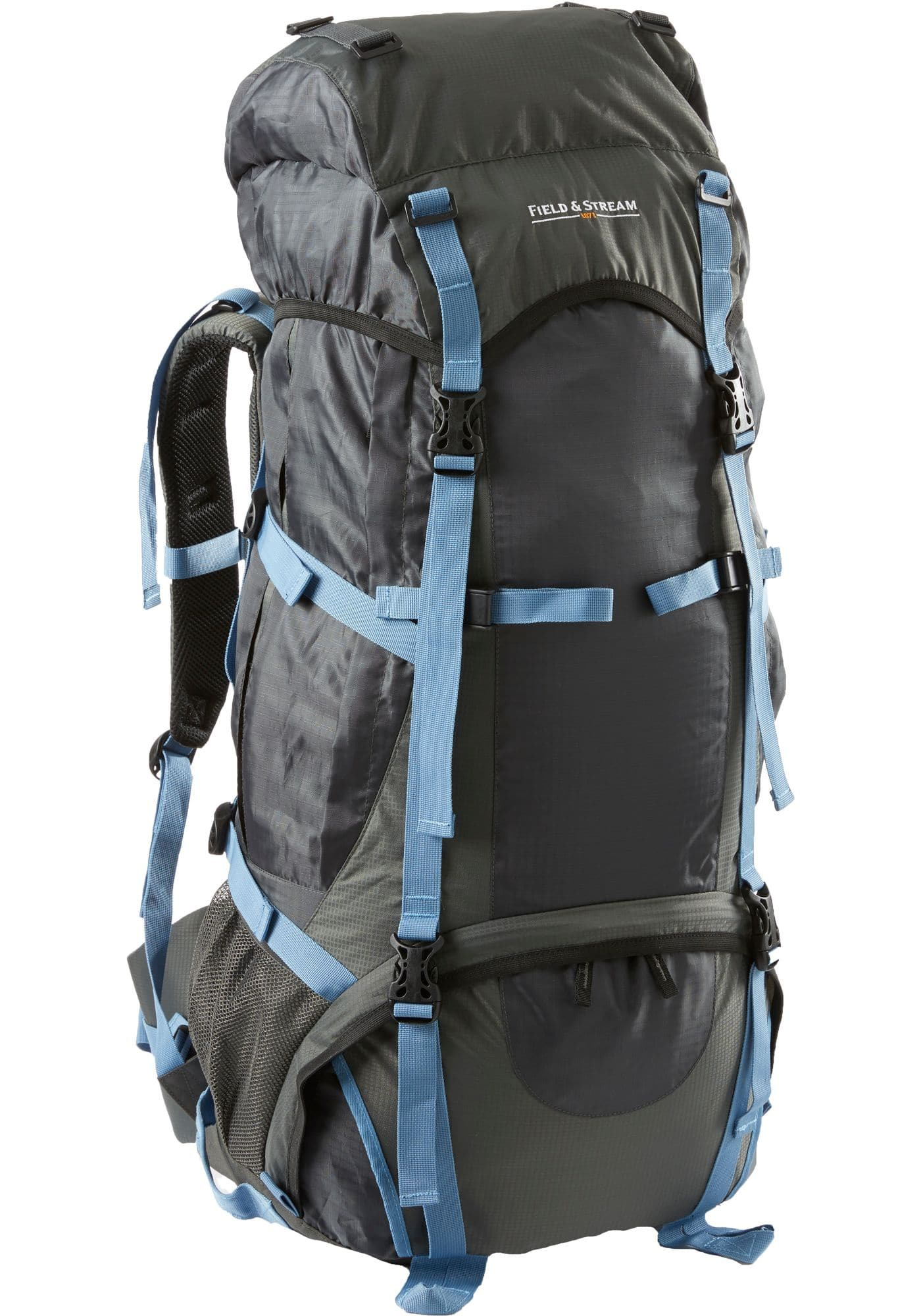 Field & Stream Mountain Scout 65L Internal Frame Pack (dark shadow) $40 + F/S $49+ or Free Store Pickup at Dick's Sporting Goods