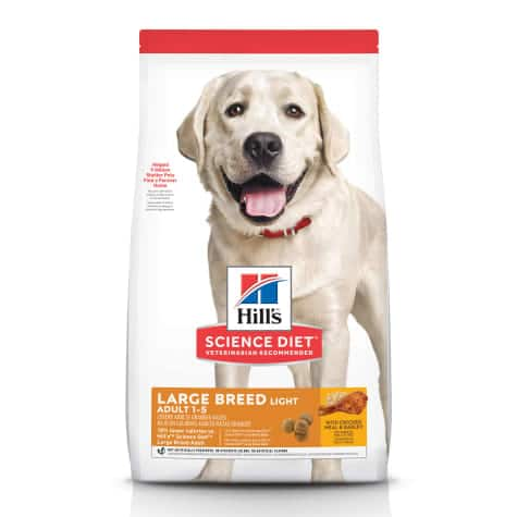 Petco 50% Off First Repeat Delivery Order Hill's Science Diet Dog/Cat Food: 30-Lbs Adult Large Breed Dry Dog Food $26 w/ Repeat Delivery & More + Free Shipping $35+