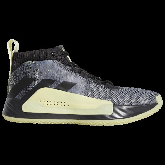 adidas Damian Lillard's Dame 5 Men's Basketball Shoe (Grey Six/Grey Four/Black) $49 + Free Shipping