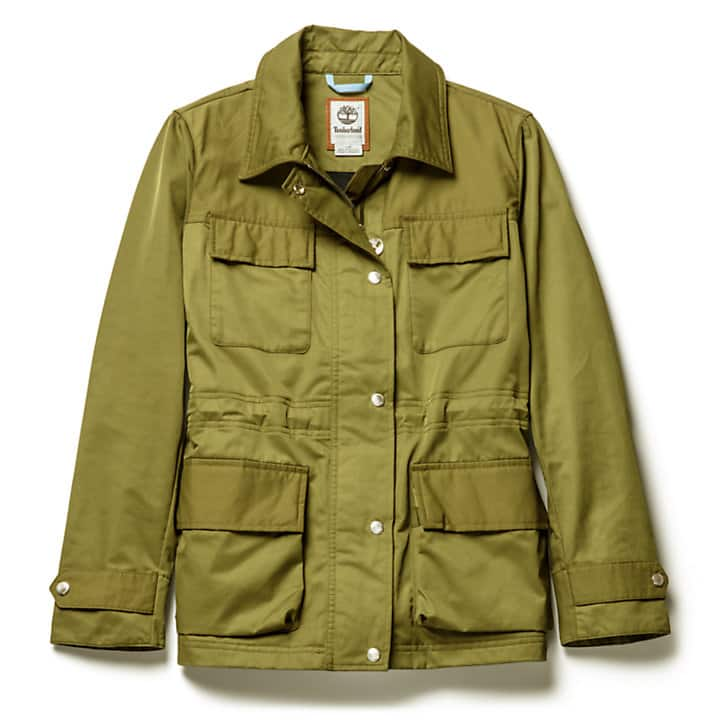 Timberland Women's Jackets: Water-Resistant M65 Field Jacket $36, Women's Lightweight Parka $42. Hix Mountain Insulated Bomber Jacket $42 & More + F/S
