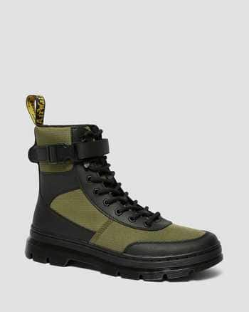 Dr. Martens Up to 50% Off Select Styles: Men's/Women's Combs Tech Poly Casual Boots $50, Iowa Extra Tough Poly Casual Boots $60 & More + F/S