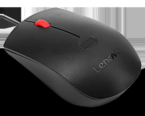 Lenovo Fingerprint Biometric USB Mouse $20.90 + Free Shipping