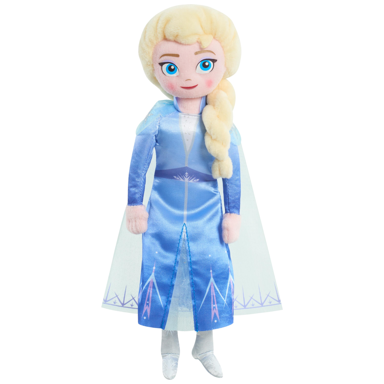 Disney Frozen 2 Small Talking Plush (Elsa) $5.60 + Free Shipping w/ Amazon Prime or Orders $25+