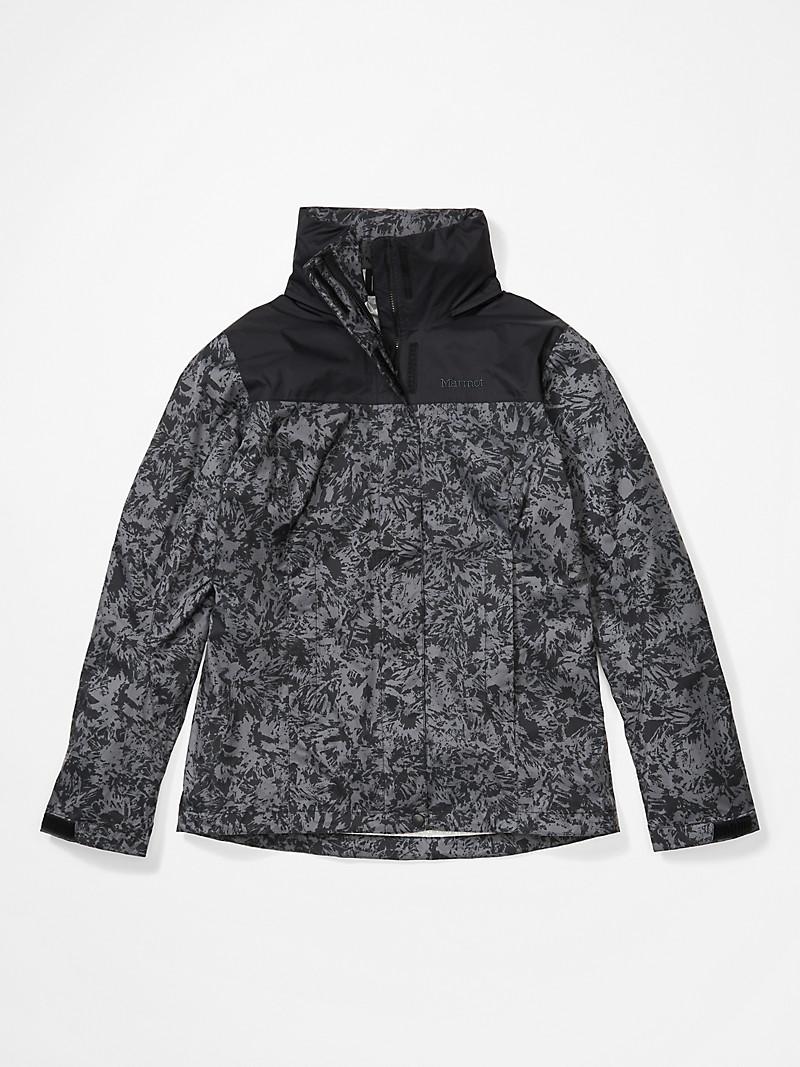 Marmot Women's PreCip Eco Print Jacket (Flower Print or Racing Print) $44 + Free Shipping