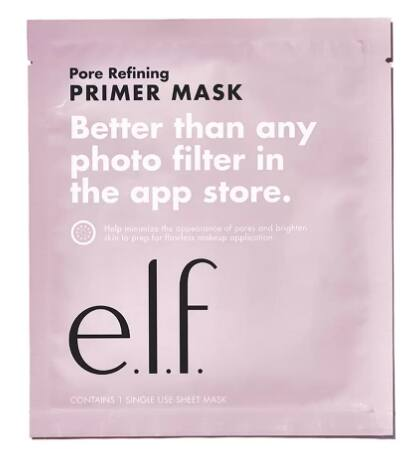 elf Cosmetics 60% Off Select Products: Primer Sheet Mask $0.80, Highlighter $1.20, Volume & Defining Mascara $1.20 & More + F/S $15+
