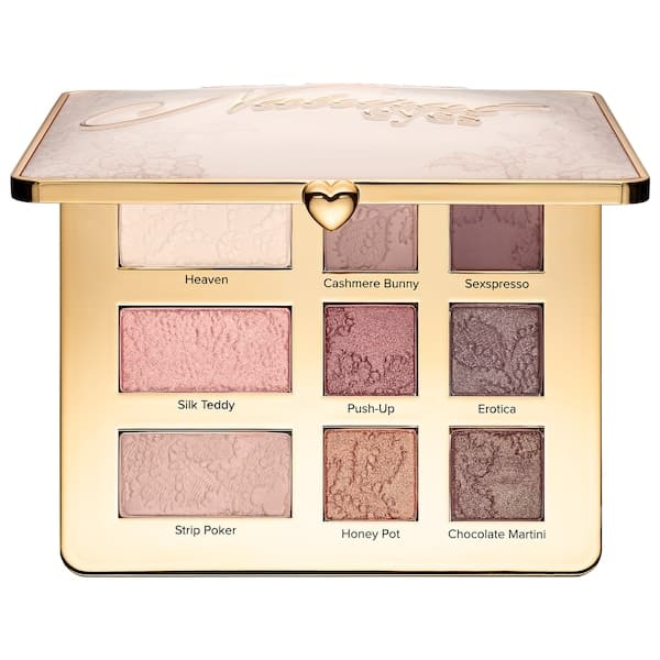 Too Faced Natural Eyes or Natural Matte Eye Shadow Palette $19.50 + Free Shipping