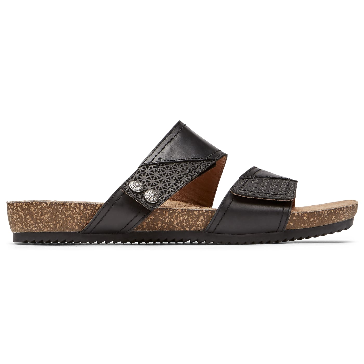 Rockport Women's Shoes: Cobb Hill Trinity Slide Sandal, Marah Lace Sandal, Let's Walk Bungee Sneaker & More 2 for $59 ($29.50 each) + Free Shipping