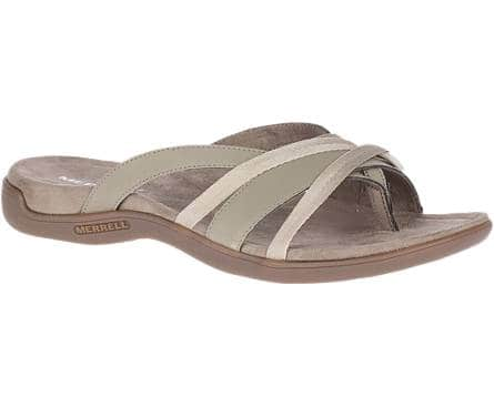 Merrell Extra 30% Off Sale: Women's District Kindra Thong Sandals $28, Men's Moab Drift 2 Flip Sandals $31.50 & More + F/S $49+