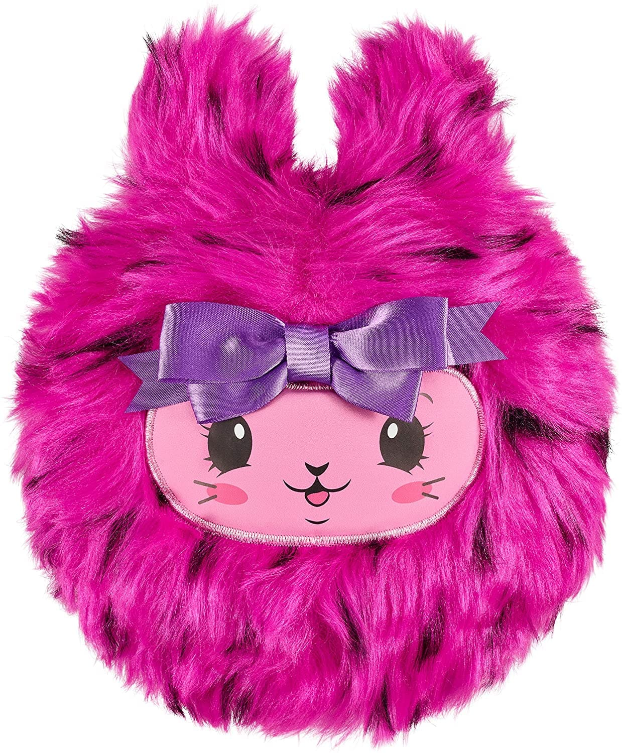 "7"" Pikmi Pops Cheeki Puffs Collectible Scented Shimmer Plush Toy (Fuzzin The Bunny) $7.30 + Free Shipping w/ Amazon Prime or Orders $25+"