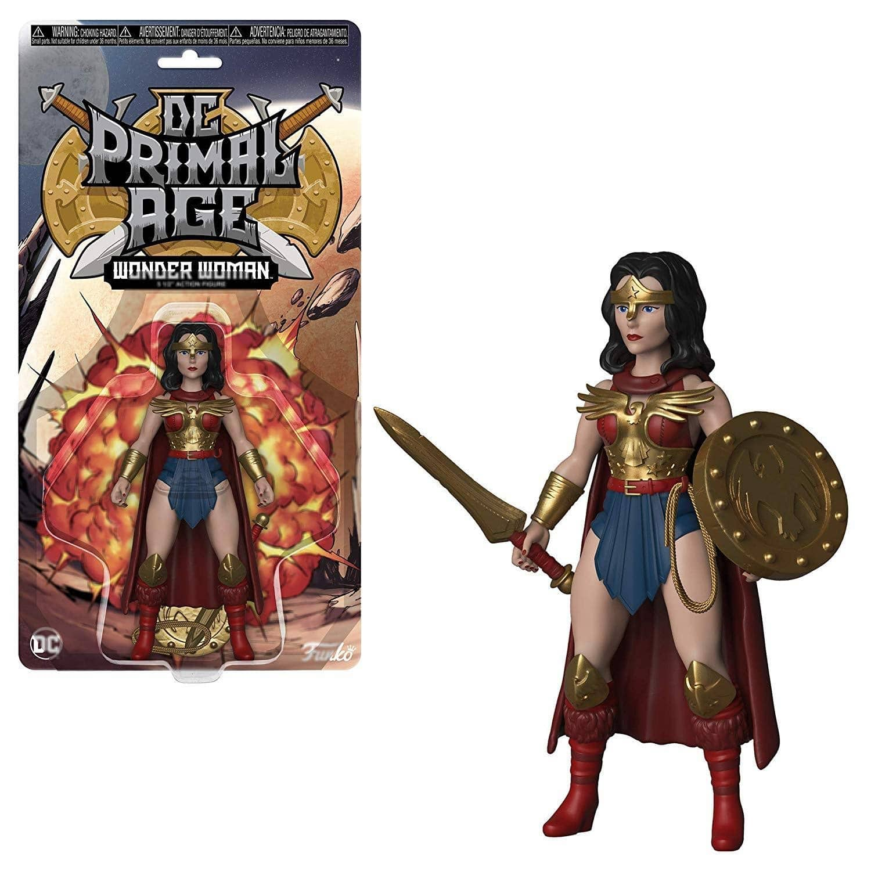 Funko DC Primal Age - Wonder Woman Collectible Figure $4.15 + Free Shipping w/ Amazon Prime or Orders $25+