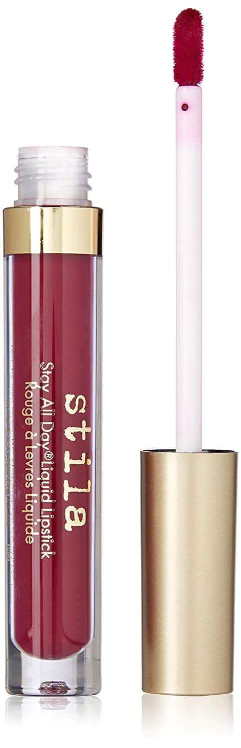 Stila Stay All Day Liquid Lipstick (Bacca, Beso, or Palermo) $11 + Free Shipping w/ Amazon Prime or Orders $25+