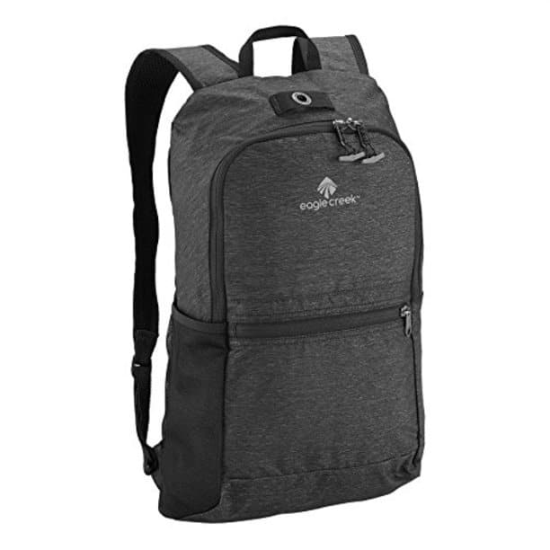 Eagle Creek Packable Daypack Backpack (Black) $15 + Free Shipping w/ Amazon Prime or Orders $25+