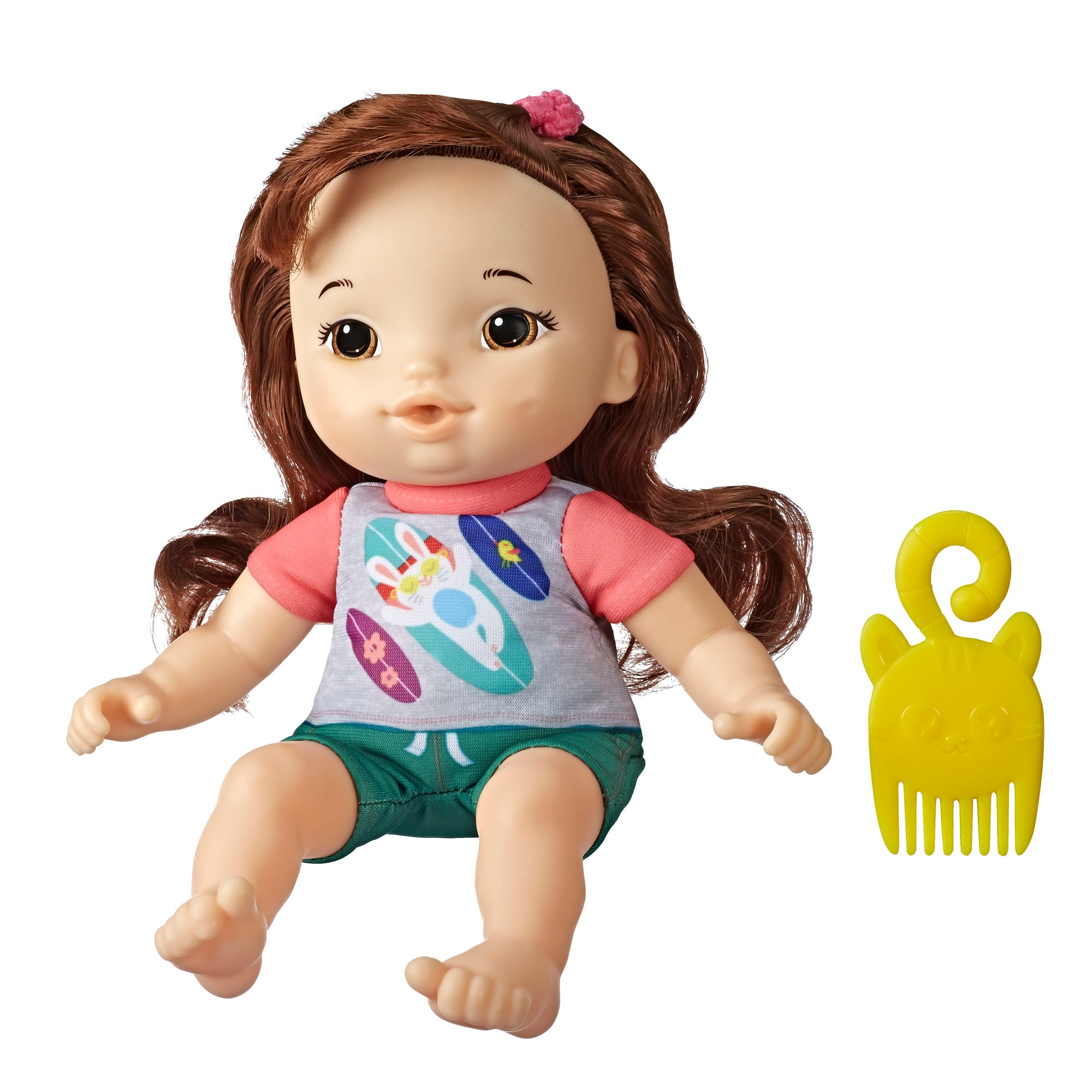 """Littles by Baby Alive 9"""" Little Maya Doll w/ Comb $4.95 + Free Shipping w/ Walmart+ or Orders $35+"""