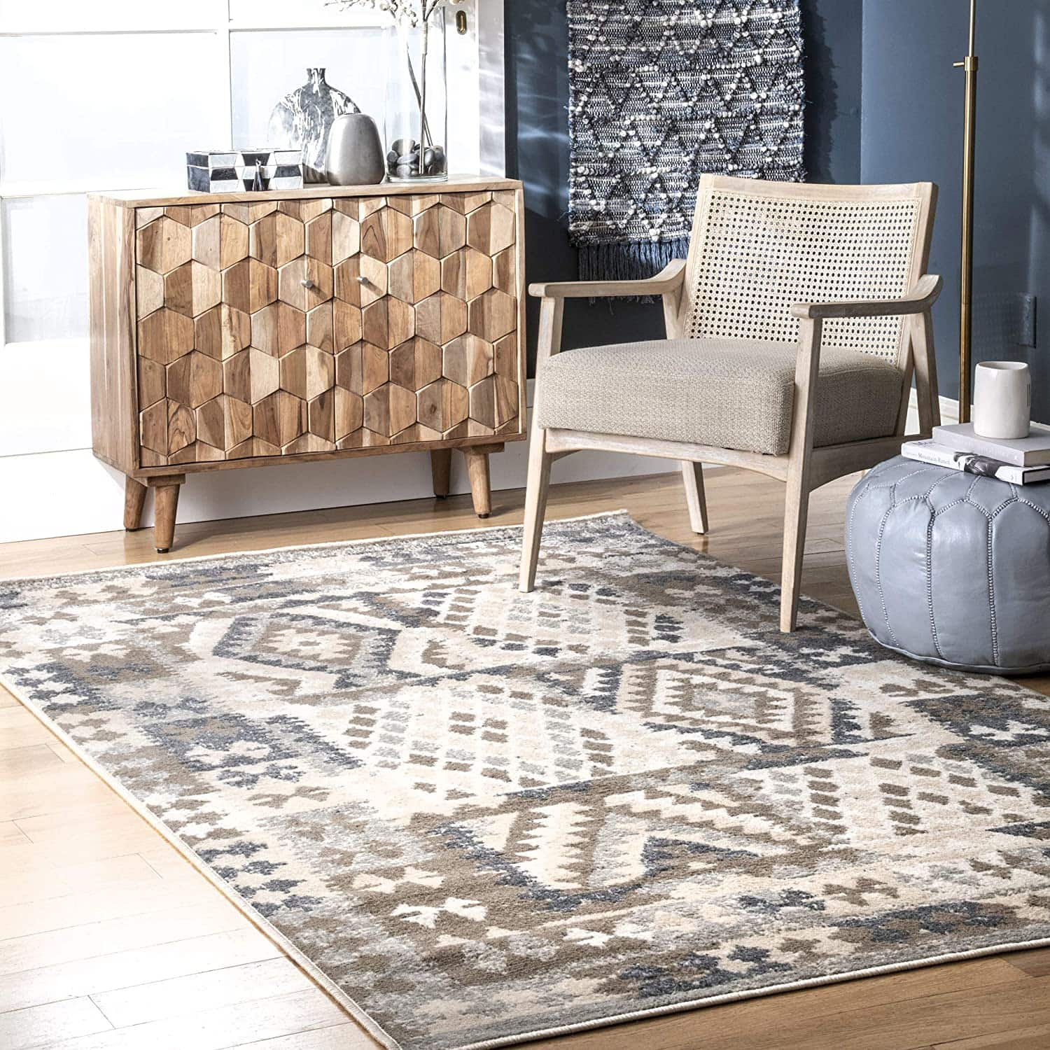5' x 8' nuLOOM Manor Modern Nordic Area Rug $40.40 + Free Shipping