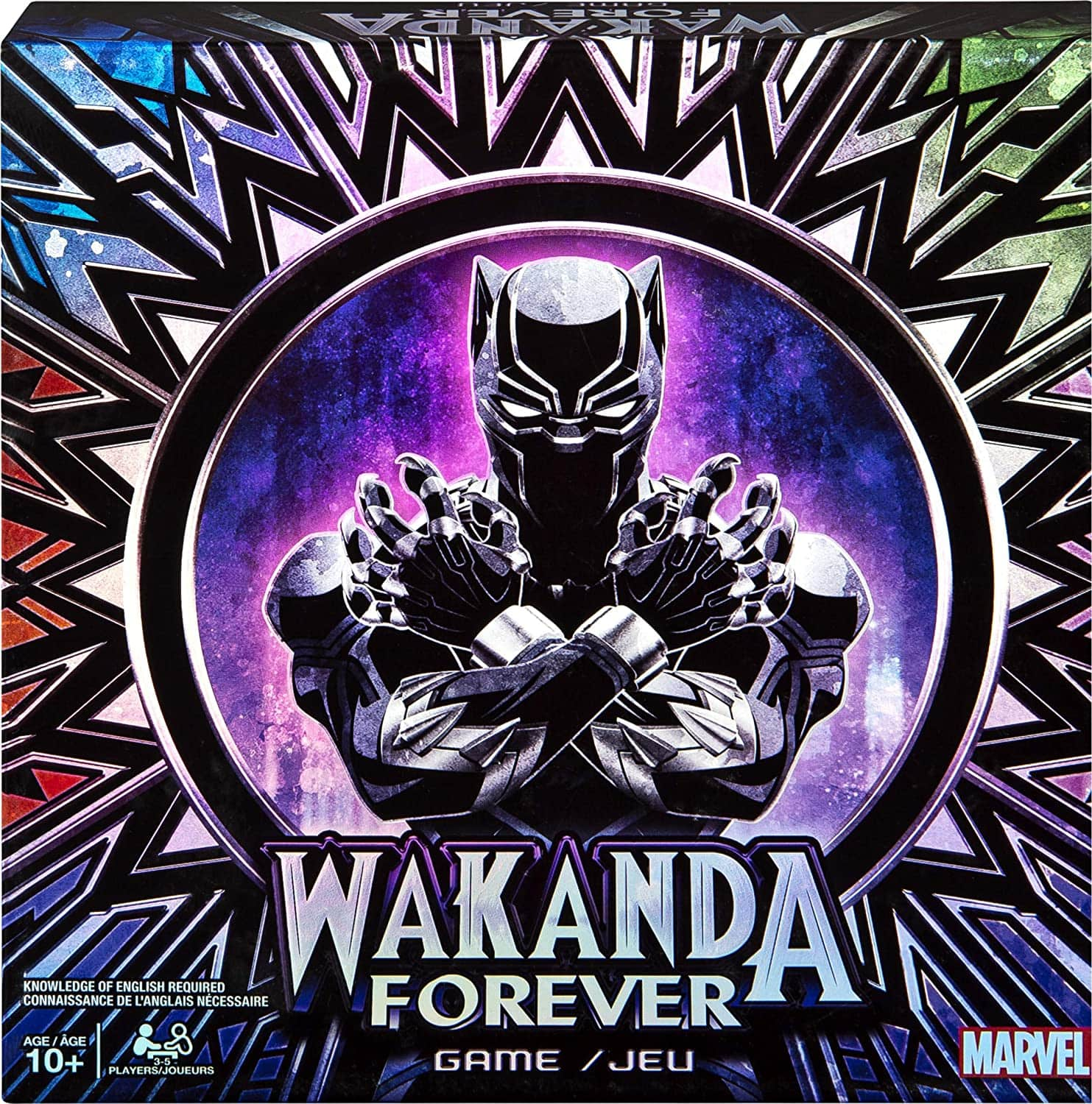 Marvel Wakanda Forever Game $8.25 + Free Shipping w/ Amazon Prime or Orders $25+