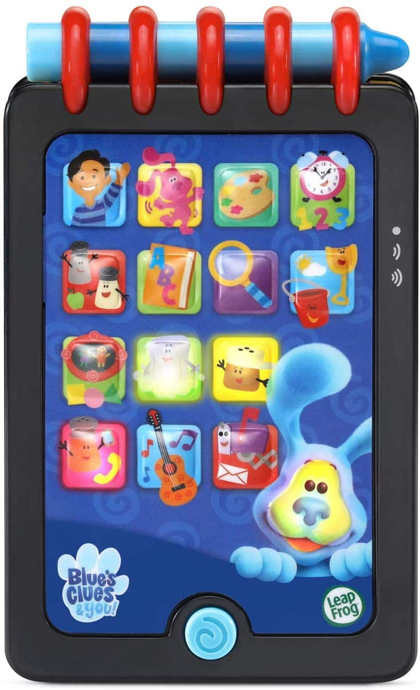 LeapFrog Blue's Clues and You! Really Smart Handy Dandy Notebook $6.60 + Free Shipping w/ Amazon Prime or Orders $25+