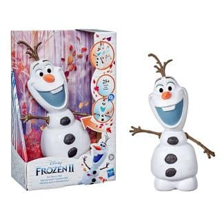 Disney Frozen 2 On-The-Go Olaf w/ 25+ Sounds & Movement $7.90 + Free Store Pickup at Target