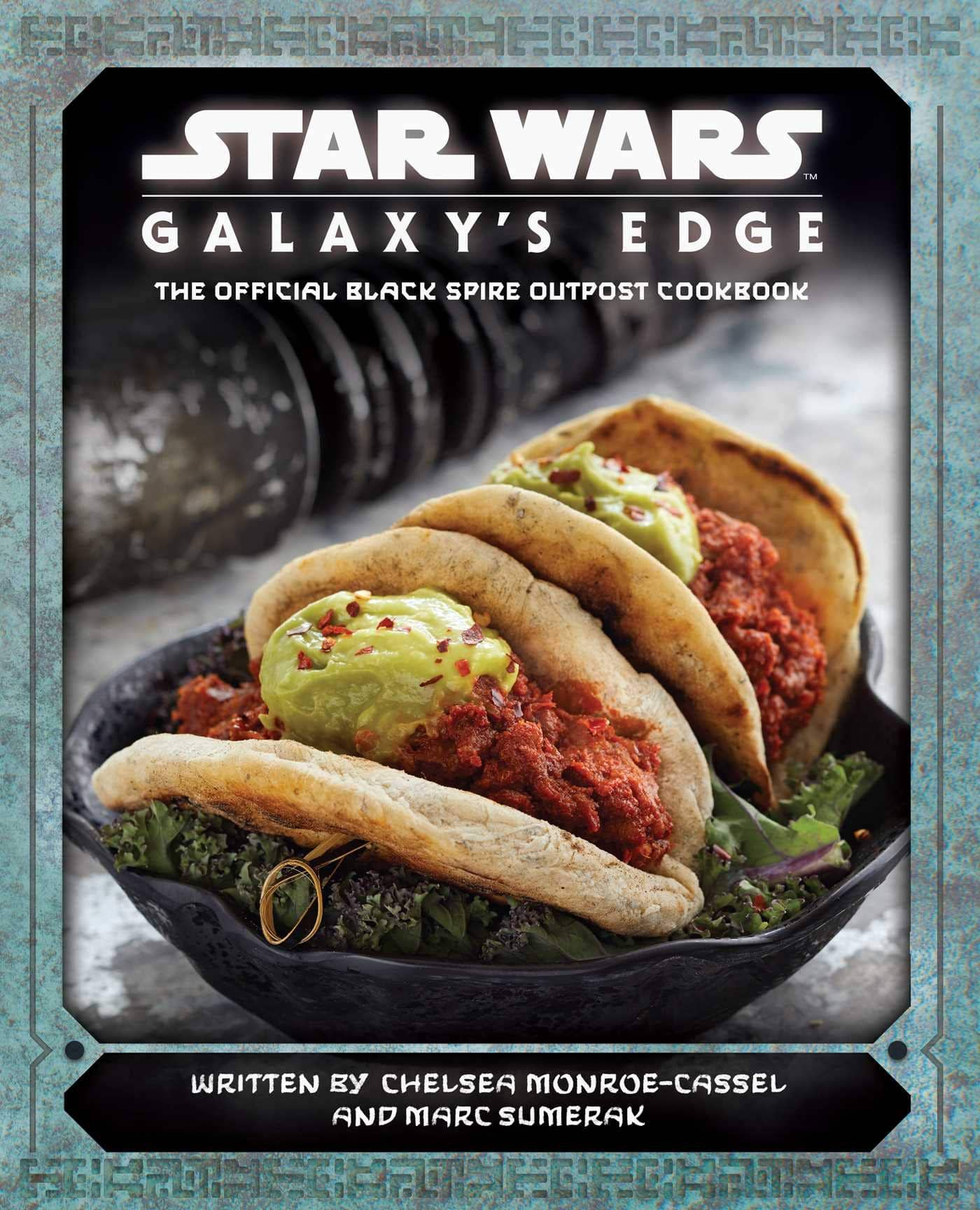 Star Wars: Galaxy's Edge: The Official Black Spire Outpost Cookbook (Hardcover) $14.70 + Free Shipping w/ Amazon Prime or Orders $25+
